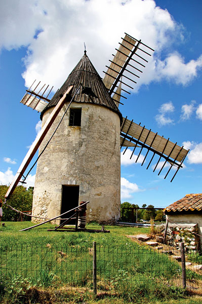 Vensac-le-Moulin